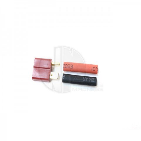 Logic RC Deans Battery Connecter Female Only (2 Pieces) - FS-DNS/2F