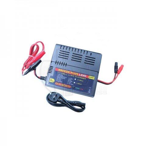 Fusion LX40 Breeze Plus AC/DC 1-4 Cell LiPo Charger - FS-LX40