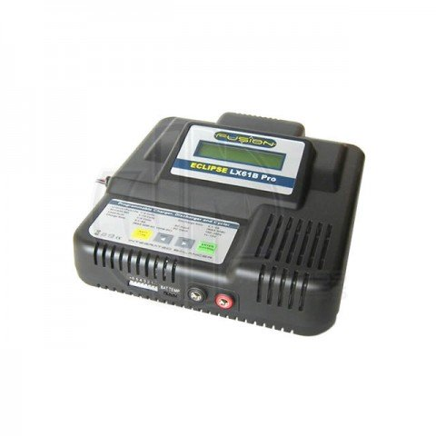 Fusion LX61B Pro Eclipse AC/DC Charger for LiPo/Li-Ion/LiFe/NiMh or NiCd Batteries - FS-LX61BP