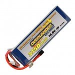 Overlander Supersport Pro 3350mAh 4S 14.8v 35C LiPo Battery with Deans Connector - OL-2571