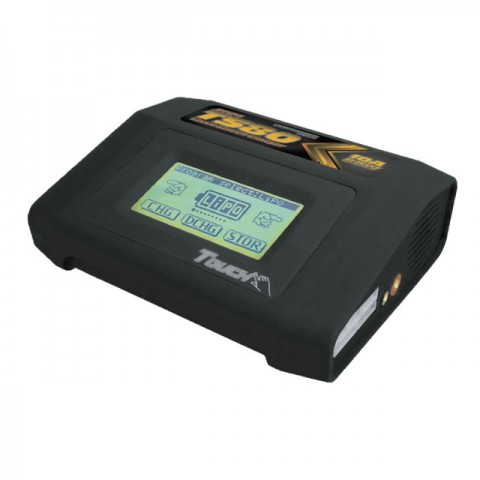 Overlander TS80 80W Touch Screen AC/DC LiPo/NiMh Battery Charger - OL-3027