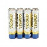 Overlander GD Cell AA Premium 4 Pack Super Alkaline Batteries (LR6) - OL-3418