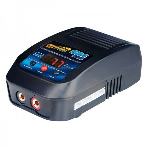 Overlander SD4 Pro 50w AC Battery Balance Charger for LiPo, LiFe, LiHV, NiMh and NiCd Batteries - OL-3422