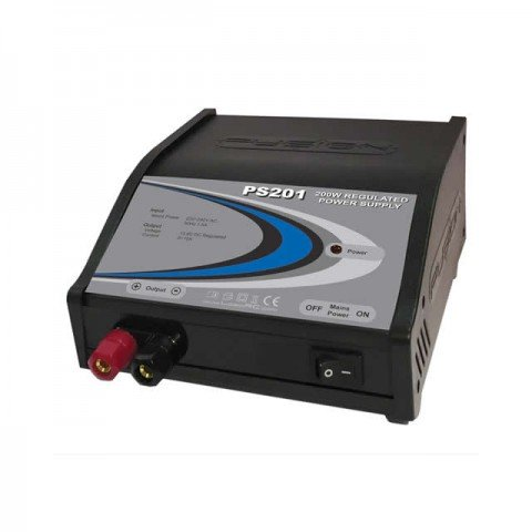 Fusion 200W 13.8V 15A AC Power Supply Unit - PS201
