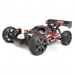 HPI Trophy Buggy 3.5 1/8 Scale Clear Body Shell with Window Masks and Decals - 101796