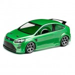 HPI Ford Focus RS Clear Body Shell (200mm) - 105344