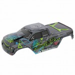 HPI Savage XS GT-2XS Painted Body Shell (Vaughn Gittin Jr) - 115523