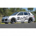 HPI Porsche Cayenne Turbo 1/10 Clear Body Shell (Savage/200mm) - 17512