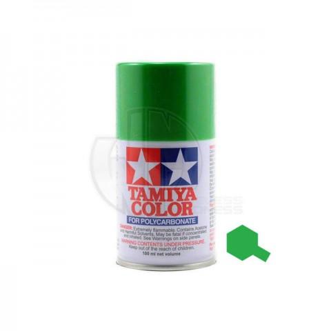 Tamiya PS-21 Park Green 100ml Polycarbonate Spray Paint - 86021