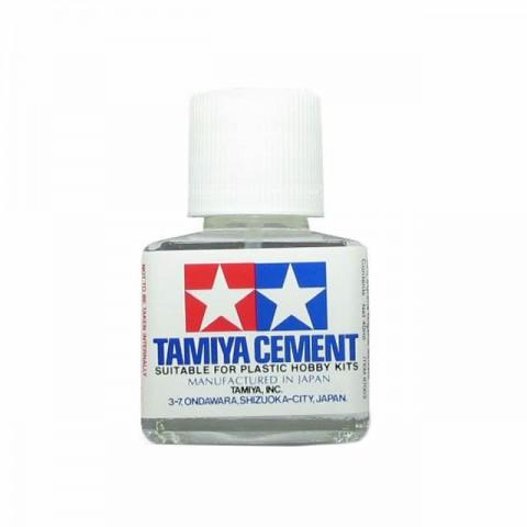 Tamiya Liquid Cement Adhesive for Plastic Hobby Kits (40ml) - 87003
