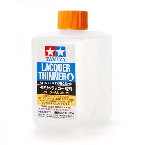 Tamiya Lacquer Paint Thinner (Retarder Type) (250ml) - 87194