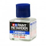 Tamiya Lacquer Paint Retarder (40ml) - 87198