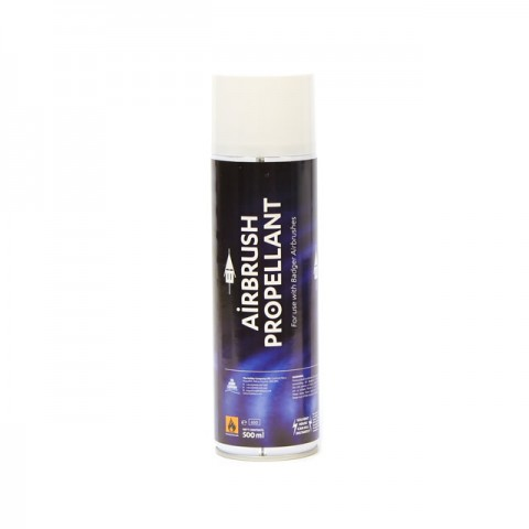 Badger Airbrush Propellant Can 500ml - BA500