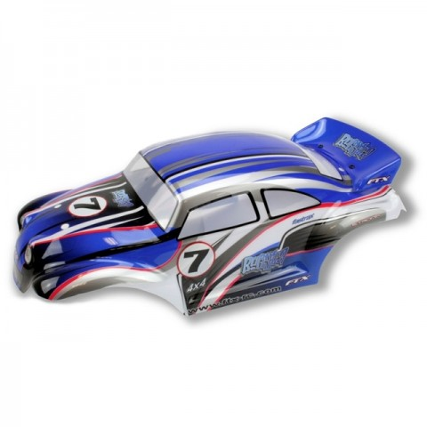 FTX Bugsta Painted Body Shell (Blue) - FTX6449B
