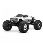 HPI GT Gigante Truck Clear Polycarbonate Body Shell for Savage XL - HPI-7124