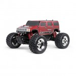 HPI Hummer H2 Officially Licensed Clear Body Shell - HPI-7165