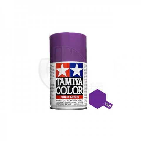Tamiya TS-37 Lavender 100ml Acrylic Spray Paint - TS-85037