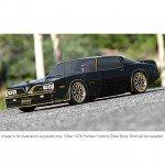 HPI 1978 Pontiac Firebird Clear Body Shell (200mm) - 107201