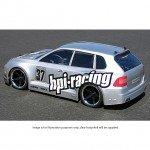 HPI Porsche Cayenne Turbo 1/10 Clear Body Shell (Savage/200mm) - 17512