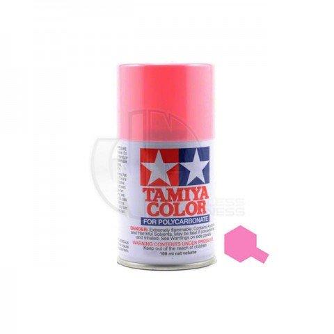 Tamiya PS-11 Pink 100ml Polycarbonate Spray Paint - 86011