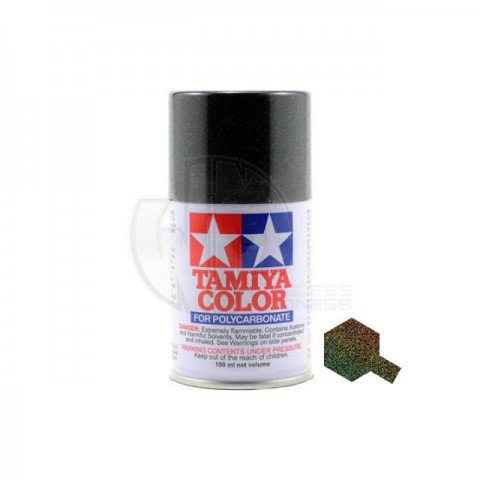 Tamiya PS-53 Lame Flake 100ml Polycarbonate Spray Paint - 86053