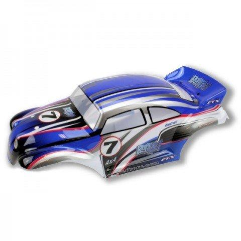 FTX Bugsta Painted Body Shell (Blue) - FTX6449B