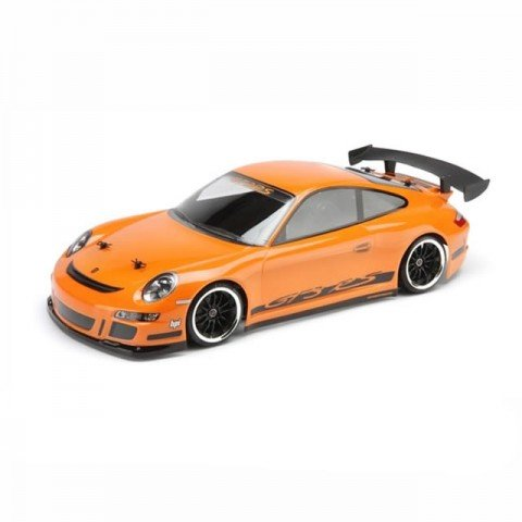 HPI Porsche 911 GT3 RS Clear Body Shell (200mm) - HPI-17541