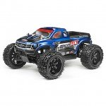 Maverick Monster Truck 1/10 Painted Body Shell Blue (MT) - MV22743