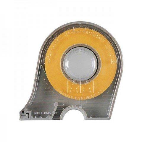 Tamiya Plastic Model 18mm Masking Tape with Handy Dispenser - TAM-87032