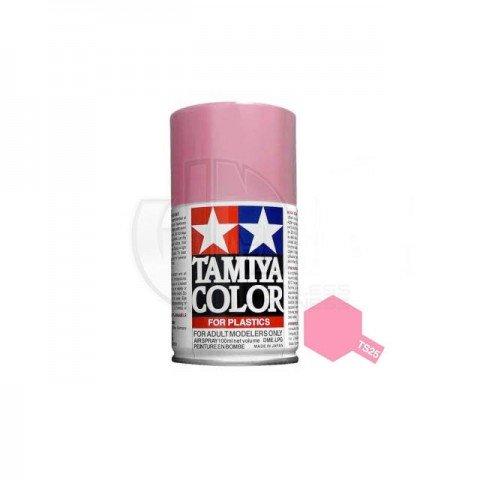 Tamiya TS-25 Pink 100ml Acrylic Spray Paint - TS-85025