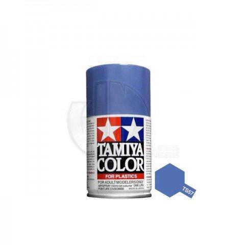 Tamiya TS-57 Violet Blue 100ml Acrylic Spray Paint - TS-85057