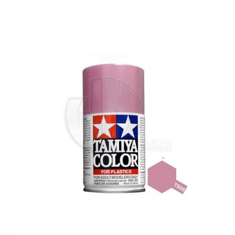 Tamiya TS-59 Pearl Light Red 100ml Acrylic Spray Paint - TS-85059