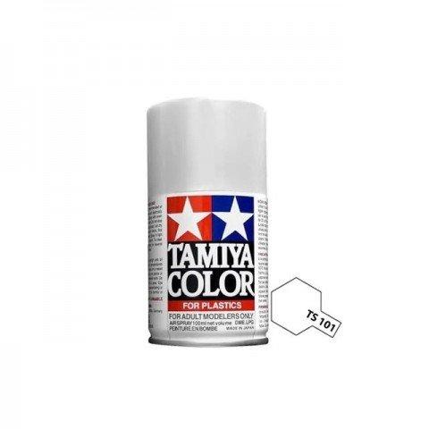 Tamiya TS-101 Base White 100ml Acrylic Spray Paint - TS-85101