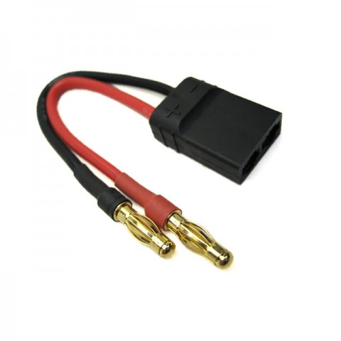 Etronix Female Traxxas Plug to Two 4mm Male Connector Adaptors - ET0839
