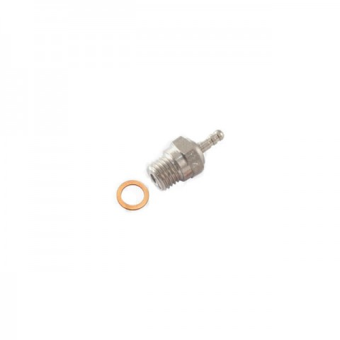 Fastrax Platinum Glow Plug No 4 Medium Hot - FAST760-4