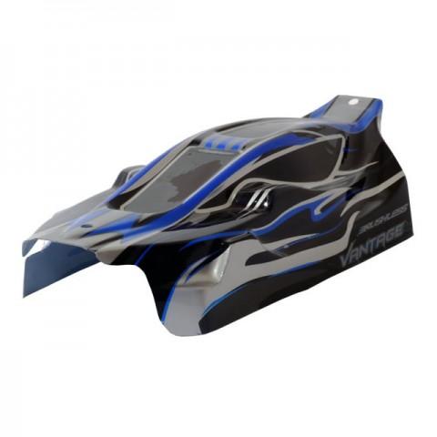 FTX Vantage Brushless Standard Printed Body Shell (Black) - FTX6282