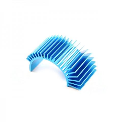 FTX Carnage or FTX Outlaw Motor Heatsink (Blue) - FTX6373