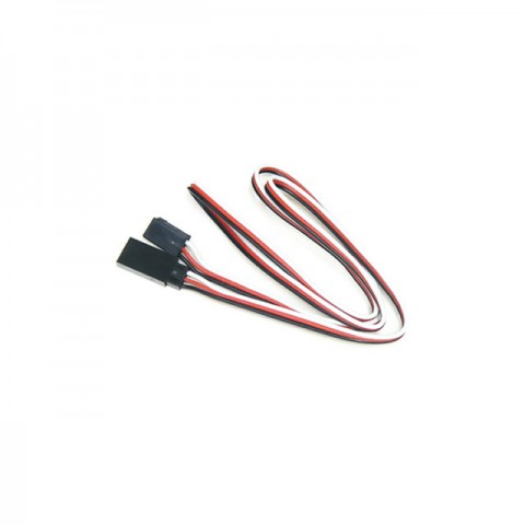 Cirrus Heavy Duty Servo Extension Lead with Futaba Connector (1000mm) - CF1000HD