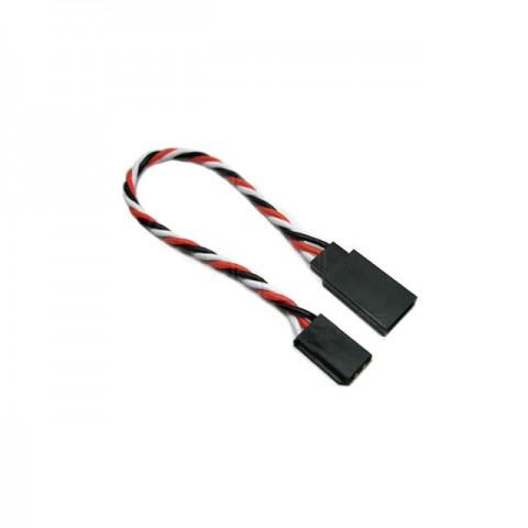 Etronix 22AWG Futaba 120cm Twisted Extension Wire - ET0740