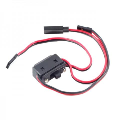 Etronix JR 3 Lead Switch - ET0778