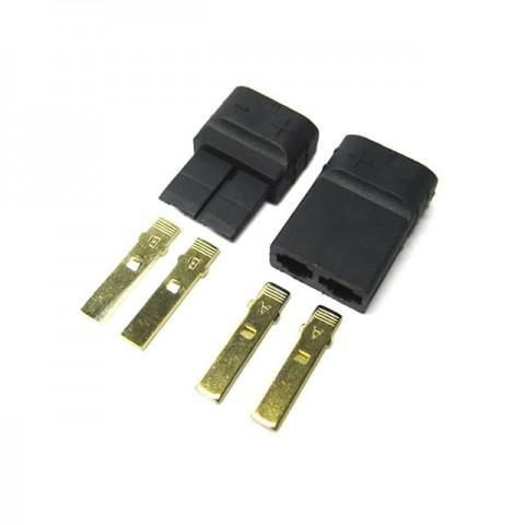 Etronix Traxxas Plug (1 Male/1 Female) - ET0790