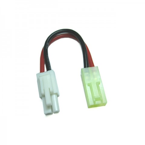 Etronix Male EL Connector to Female Micro Tamiya Adaptor - ET0824