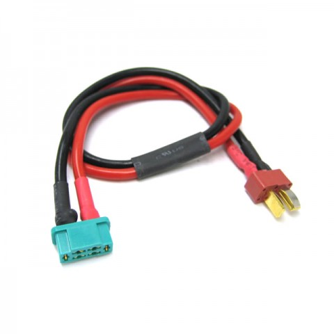 Etronix Male Deans to Male MPX Adaptor - ET0837