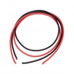 Radient Silicone Wire 12AWG 2ft/0.6m (Red/Black) - RDNAC010144