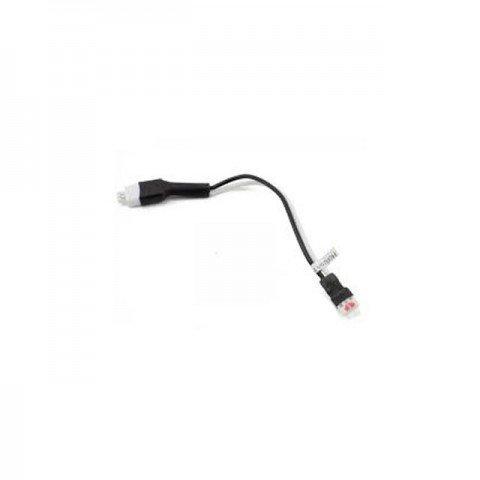 E-flite 1S High Current Ultra Micro Battery Adaptor Lead - EFLA7002UM