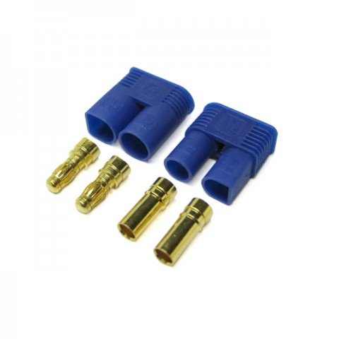 Etronix EC3 3.5mm Connector with Housing (1 Pair Male/Female) - ET0601