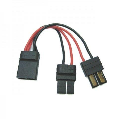 Etronix Traxxas Plug Reversible Battery Parallel Connection - ET0716