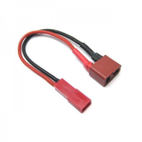 Etronix JST Female Connector to Deans Female Plug - ET0804