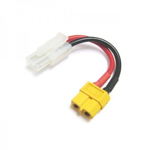 Etronix Female XT60 to Male Tamiya Plug Connector Adaptor - ET0843