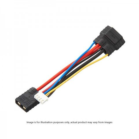Etronix 2S LiPo Charger Cable Adaptor for Traxxas iD Batteries - ET0858-2S